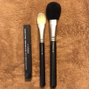 MAC Eyeliner and Brushes